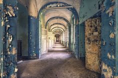 Peeled Corridor