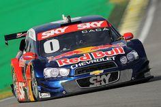 Chevrolet Sonic estreia oficialmente no Brasil pela Stock Car.