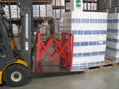 Benefits of Pallet Liners Slip Sheets