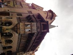 Pfister house in Colmar - France