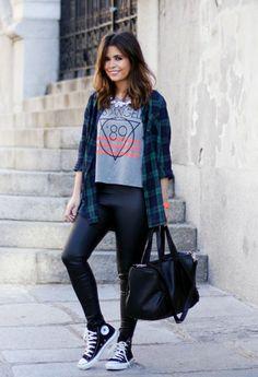 27 Ideas De Converse Negras Ropa Outfits Moda