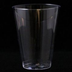 Plastic cups for water - purchased - 20 ct
