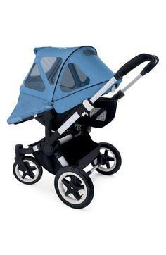 Infant Bugaboo 'Donkey - Breezy' Sun Canopy - Blue