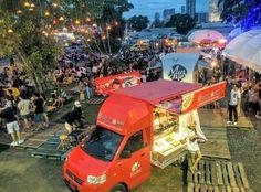 バンコクっ子たちが集うアートなナイトマーケット「ARTBOX」