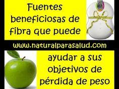 Vídeo: Fuentes beneficiosas de fibra que puede ayudar a sus objetivos de pérdida de peso | Natural para Salud