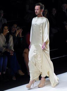 Mercedes Benz Fashion Week in Berlin - Marcel Ostertag - Fall/Winter 2014/15 - http://olschis-world.de/  #MarcelOstertag #Womenswear #FashionWeek