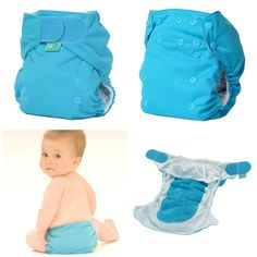 Tots Bots EasyFit Nappy - Blue www.darlingsdownunder.com.au/main.php?mod=Shop=Index=295= Cloth Nappies, Index, Php, Backpacks, Fitness, Blue, Clothes, Shopping, Fashion