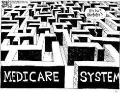 Navigating the Medicare maze ~ How to get started, with links to resources for help. Understanding & making the right choices upon enrollment at 65 - improper coverage could be a financial catastrophe that's not easily fixable later on. Insurance Humor, Health Insurance, Insurance Business, United Healthcare, Future Jobs, Occupational Therapy, Chiropractic, Understanding Yourself, Health Care