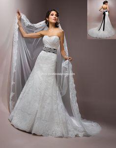 1940s theme wedding dresses