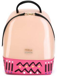 FURLA 'Candy' Backpack. #furla #bags #pvc #backpacks #