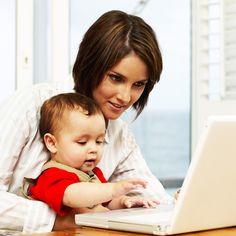 Google Image Result for http://s.plurielles.fr/mmdia/i/56/8/jeune-maman-travaillant-sur-ordinateur-avec-son-bebe-sur-les-10684568gtyha.jpg%3Fv%3D1