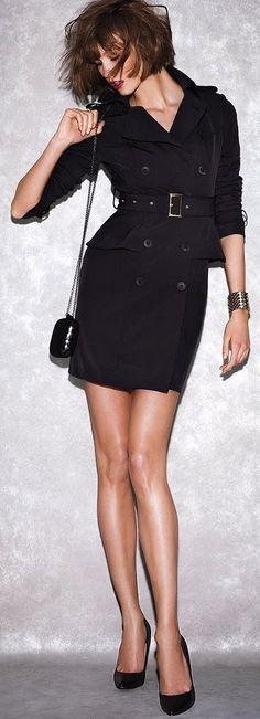 Karlie Kloss for Victoria's Secret, August 2013