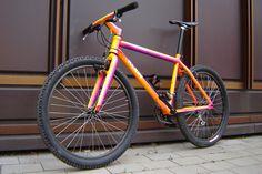 KLEIN ATITUDE Mt Bike, Retro Bikes, Bicycles, Mountain Biking, Cycling, Wheels, Metal, Attitude, Veil