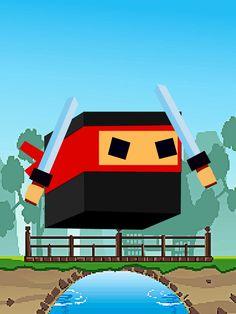 #ninja #design #iphonegames