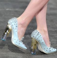 Christian Siriano's new collection for Payless... HAVE to get these when they come out this winter!