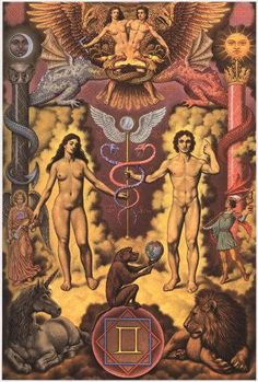 "The Kybalion is an esoteric and occult book about the Hermetic Principles, was first published in 1908 in English. The book was written by three self-titled Individuals Three Initiates, and second they contain the essence of the teachings of Hermes Trismegistus as taught in the Hermetic schools of ancient Egypt and Greece There are speculations that the work was created by William Walker Atkinson.   Kybalion title refers to a Hebrew word meaning ""tradition or precept expressed by a…"
