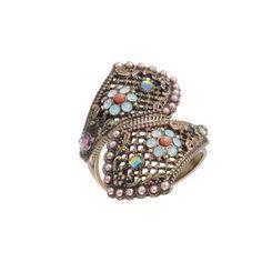 Michal Negrin handmade ring