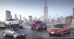 Autohoje - VW Beetle lança quatro concepts em Nova Iorque