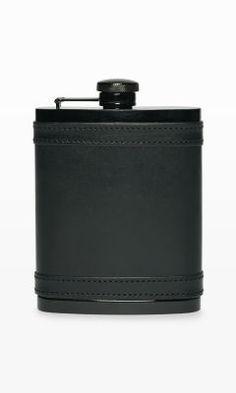 Leather Flask - Club Monaco Small Accessories - Club Monaco