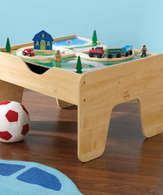 Look at this #zulilyfind! Two-in-One Activity Table by KidKraft #zulilyfinds