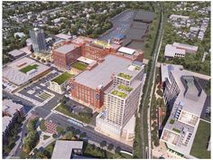 More renderings revealed for Ponce City Market Phase 2 - The Atlanta Loop