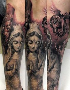 Tattoo by Tommy Lee Wendtner