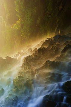 Otome Falls, Nagano, Japan