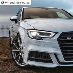 #Repost @audi_fanclub_sa with @repostapp ・・・ New school.  @auditography  #audi #s3 #sportback #s3sportback #sline #luxury #german #carlifestyle #audis3 #a3 #caroftheday #photooftheday #cars #autos #carporn #instagood #carlifestyle #tractiontuestday #rs3 #photography #audimalmo #sweden #audia3 #swag #love #amazing #beautiful #audioutdoors