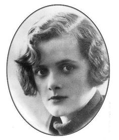 Daphne Du Maurier (1901-1989) British author and playwright