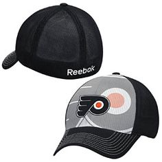 Get this Philadelphia Flyers Sublimated Flex Fit Cap at PhillyTeamStore.com  Flyers Hat f80b18e2e82