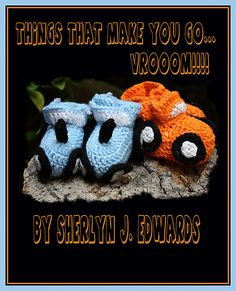 Things That Make You Go Vroom by Sherlyn J Edwards~$5.00