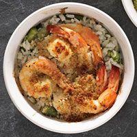 Shrimp Scampi Bake Recipe