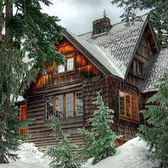 Beautiful rustic home