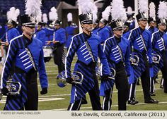 Blue Devils Drum and Bugle Corps 2011 DCI World Championships Photo