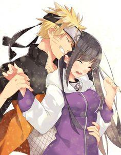 #Dessin ninja #Naruto Uzumaki amoureux #Hinata Hyuuga par Koyuru #Manga