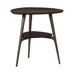 Crate & Barrel Bel-Air Side Table