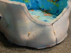 Great tutorial for making cuddle cups