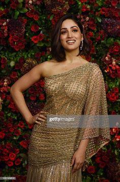 News Photo : Indian Bollywood actress Yami Gautam poses for a. Indian Bollywood Actress, Bollywood Actress Hot Photos, Bollywood Girls, Beautiful Bollywood Actress, Most Beautiful Indian Actress, Bollywood Fashion, Beautiful Actresses, Bollywood Bikini, Female Actresses