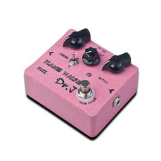 Dr.J D56 PLANES WALKER FUZZ Guitar Effect Pedal magic to acquire your classical and modern tone freelyTrue Bypass free shipping #Affiliate