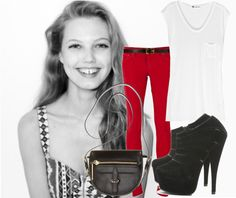 """~~"" by amandynha ❤ liked on Polyvore"