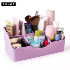 Msjo Makeup Organizer Box For Cosmetics Desk Office Storage Skin Care Case Lipstick Case Sundries Make Up Jewelry Organizer Box Distinctive For Its Traditional Properties Makeup Organizers