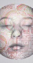 Illusion No.11 150 x 150cm Oil on canvas 2012