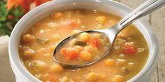 Recette : Soupe au pois, comme à la cabane à sucre. Crockpot Recipes, Soup Recipes, Cooking Recipes, Healthy Recipes, Clean Eating Soup, Canadian Food, Pea Soup, Soups And Stews, Food To Make