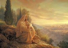 Resultado de imagen para imágenes de jesucristo y sus apóstoles, por greg olsen
