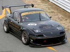 Racing Modify Miata      ~ I totally love this! just Look at it its a Maita wow  sick with it Love!!!!