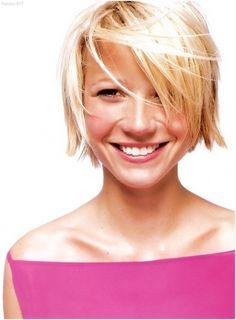 Gwyneth Paltrow short hair