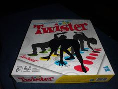 Twister Game With 2 Extra Moves By Hasbro #Hasbro