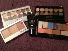 MUA Makeup Academy products! From the UK!