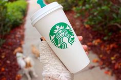 ♡ Starbucks in the fall time ♡