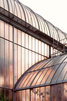 Beautiful photos of greenhouses by Samuel Zeller